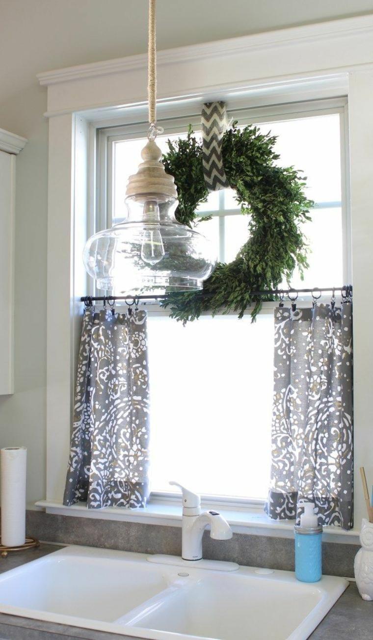 Vorhang Ideen Um Kleine Stilfenster Zu Fullen Kuchenfenster
