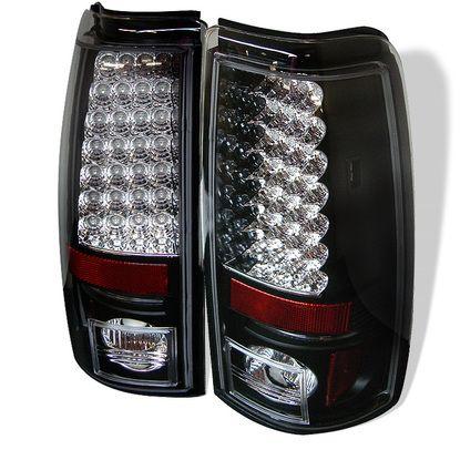1999 2002 Chevy Silverado 1500 2500 1999 2003 Gmc Sierra 1500 2500 3500 Led Tail Lights Black 2003 Chevy Silverado Chevy Silverado 1500 Chevy Silverado