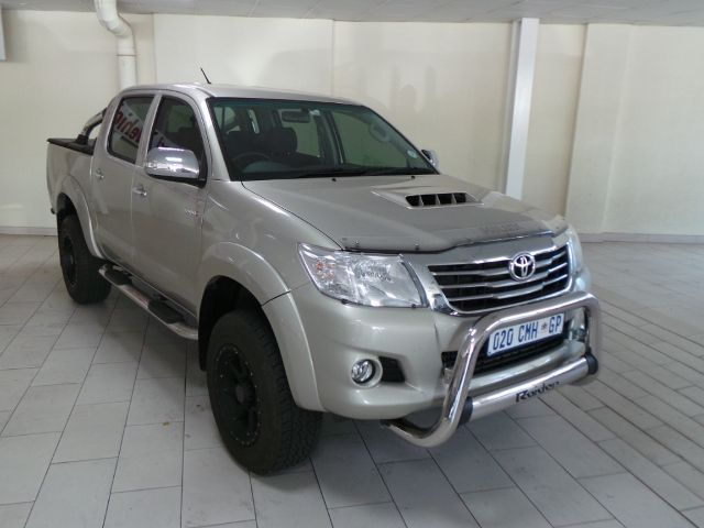 Demo Toyota Hilux 3 0d 4d Double Cab 4x4 Raider Only R449 000 00