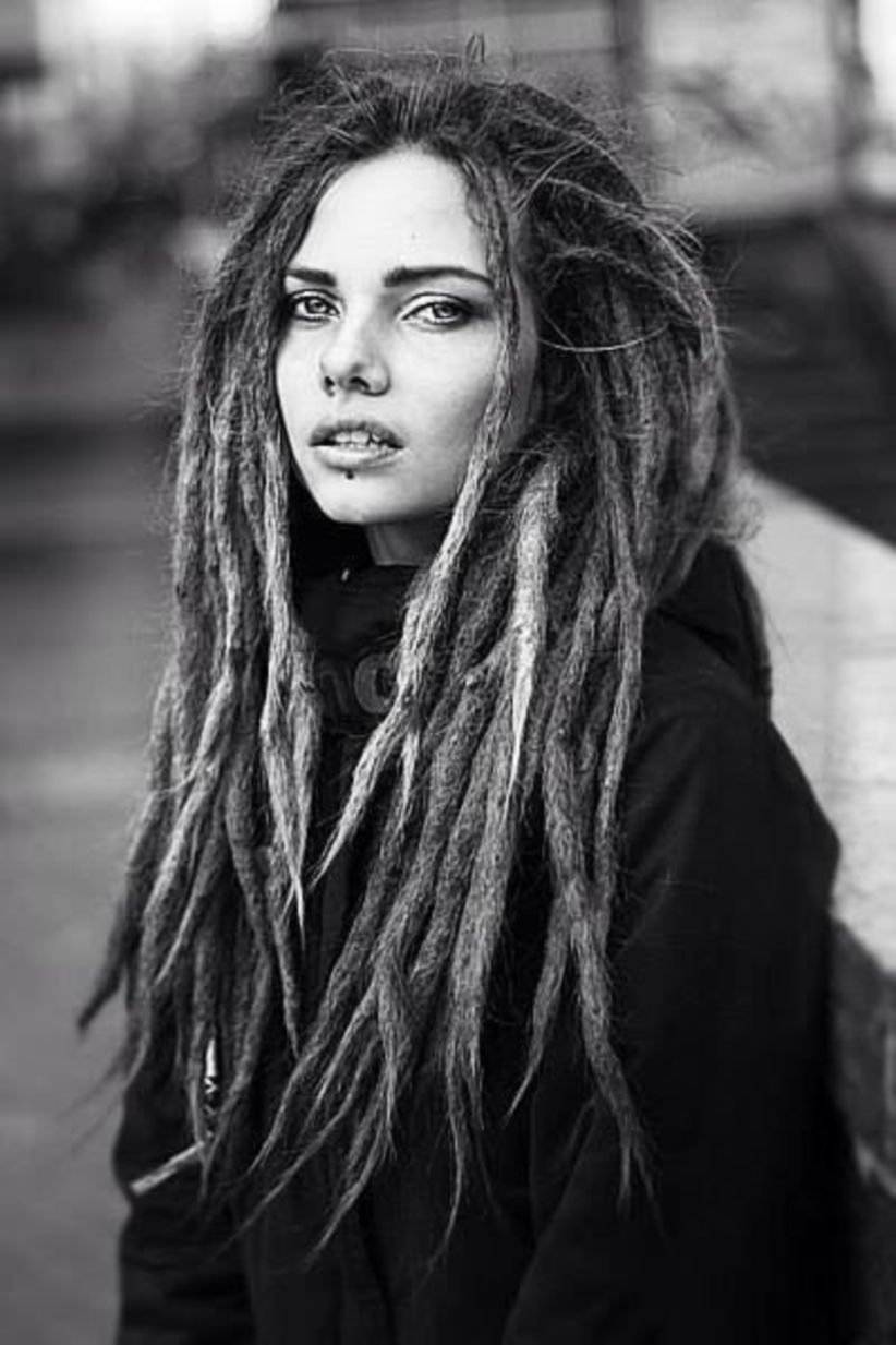 45 Trending Hairstyles Long Dreads for Pretty Women this Year | Hair styles, Long dreads, Dreads ...