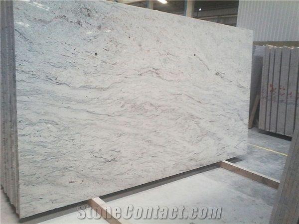 River White Granite Slabs India White Granite 335936