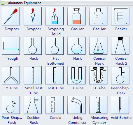 Laboratory Equipment Template