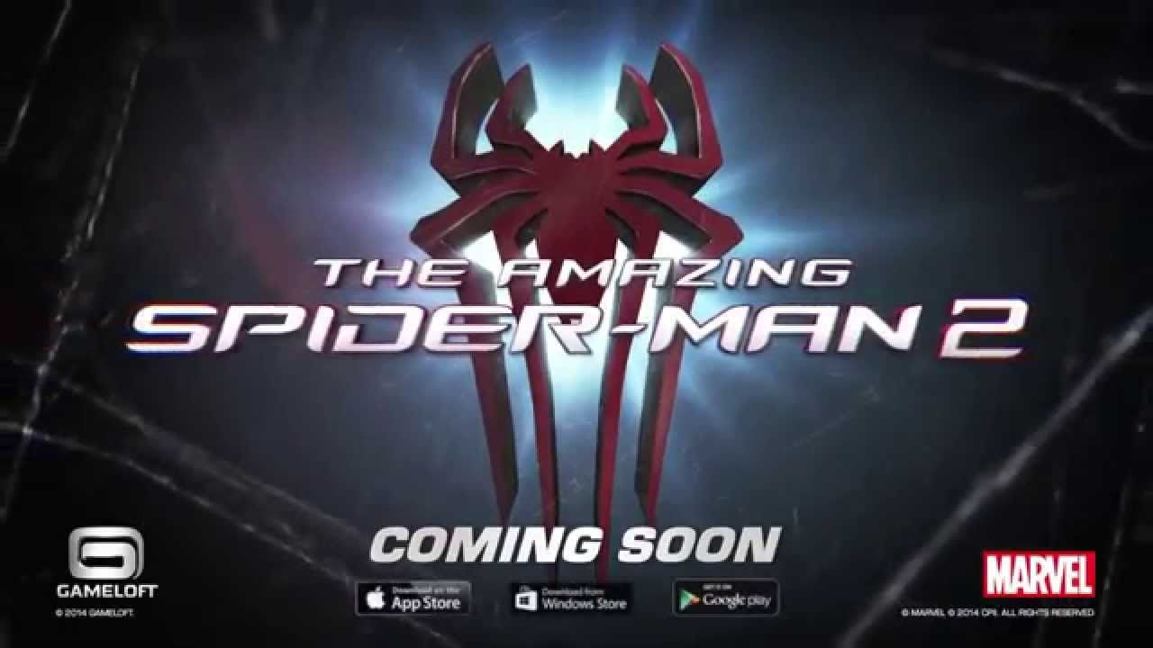 The Amazing Spider Man 2   The Mobile Game trailer