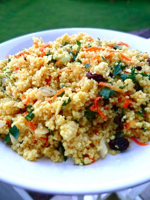 Ina Garten S Curried Couscous This Is Really Good I Used Quinoa