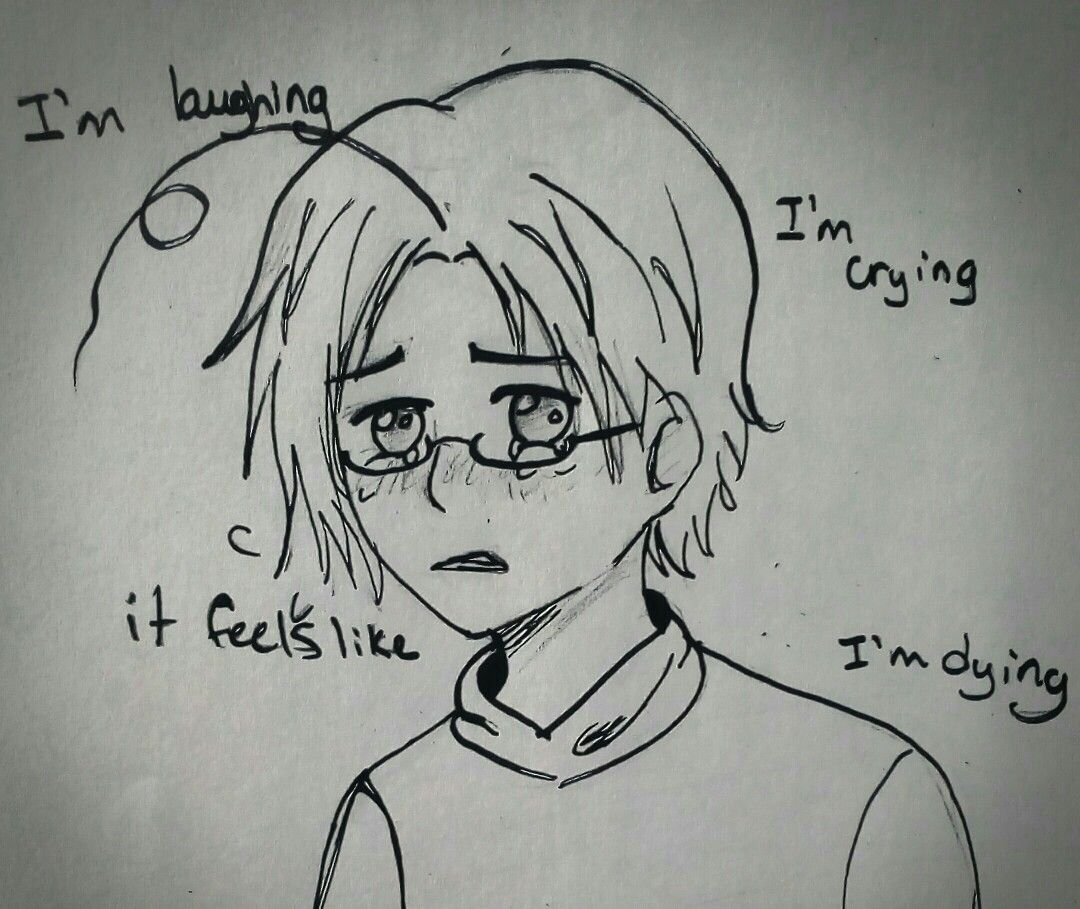 Pity party inspired~ Aph Canada