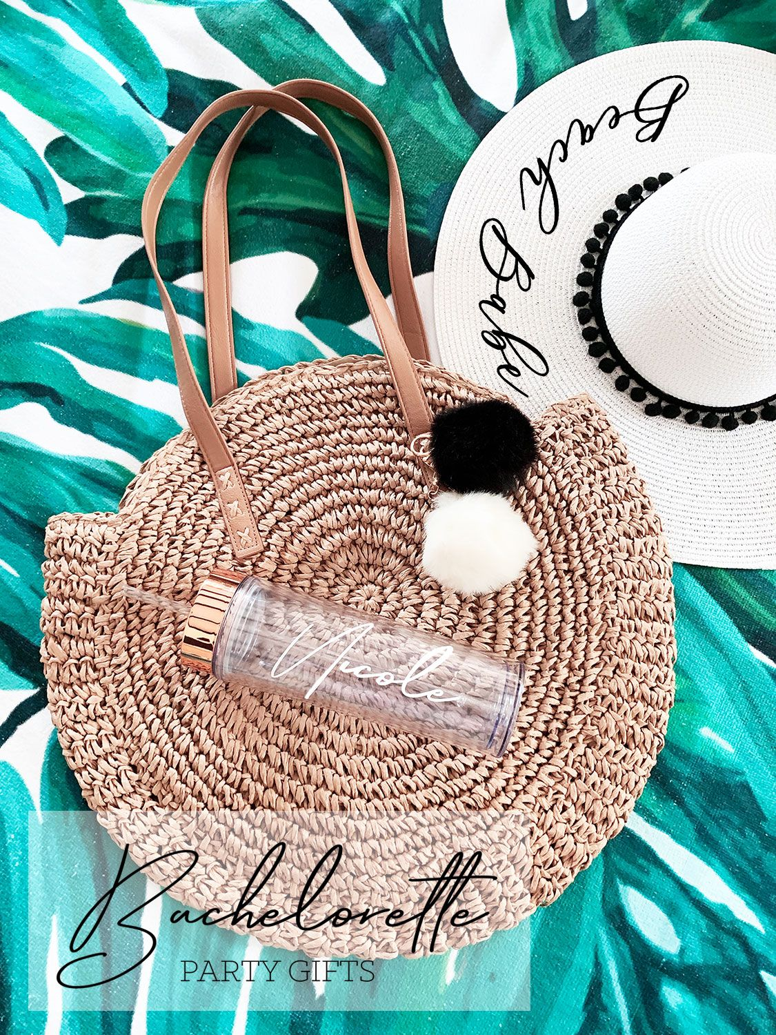 Bachelorette party gifts favors for your bridesmaids to