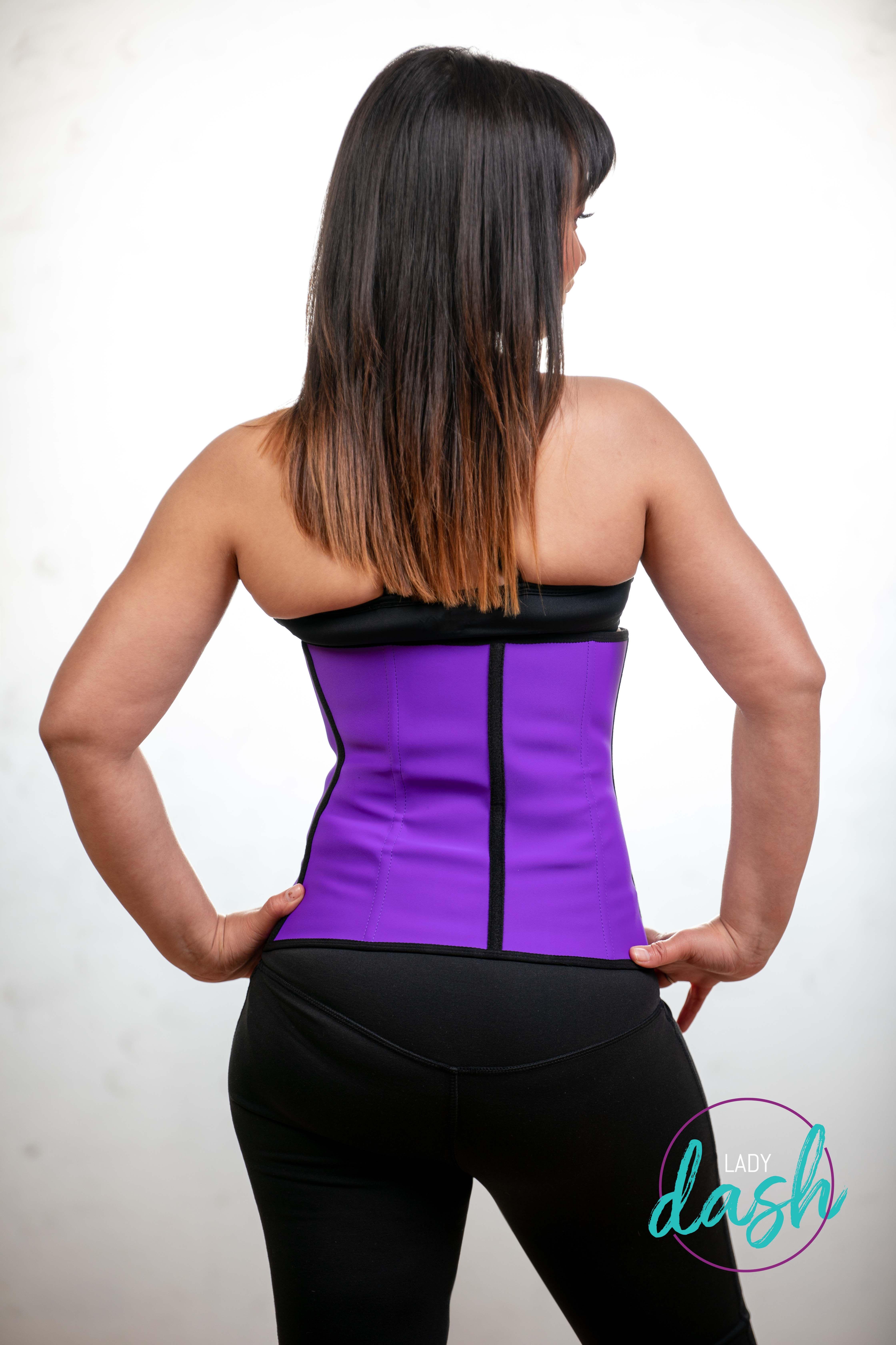 9 steel bone traditional waist trainer waist trainer