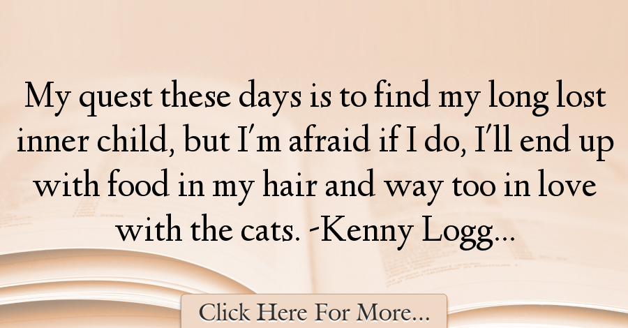Kenny Loggins Quotes About Food - 23754