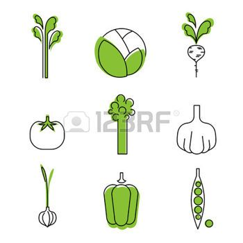42725935-vegetables-and-fruits-icons-with-white-background.jpg 350×350 pikseli