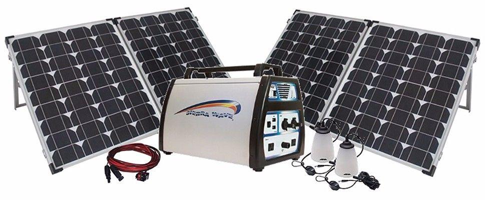 Powersurvival Com Power Station Kit 1500w 240w Solar Power Station Solar Generators Solar