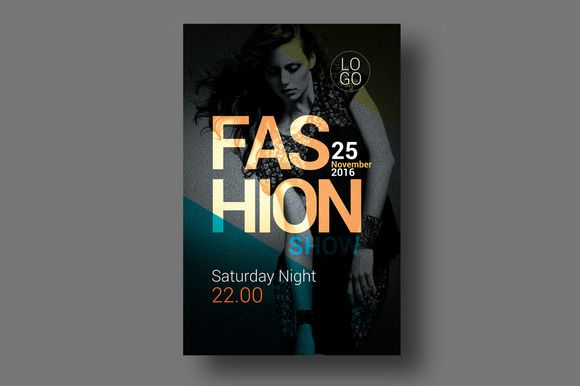 Fashion Flyer by @Graphicsauthor