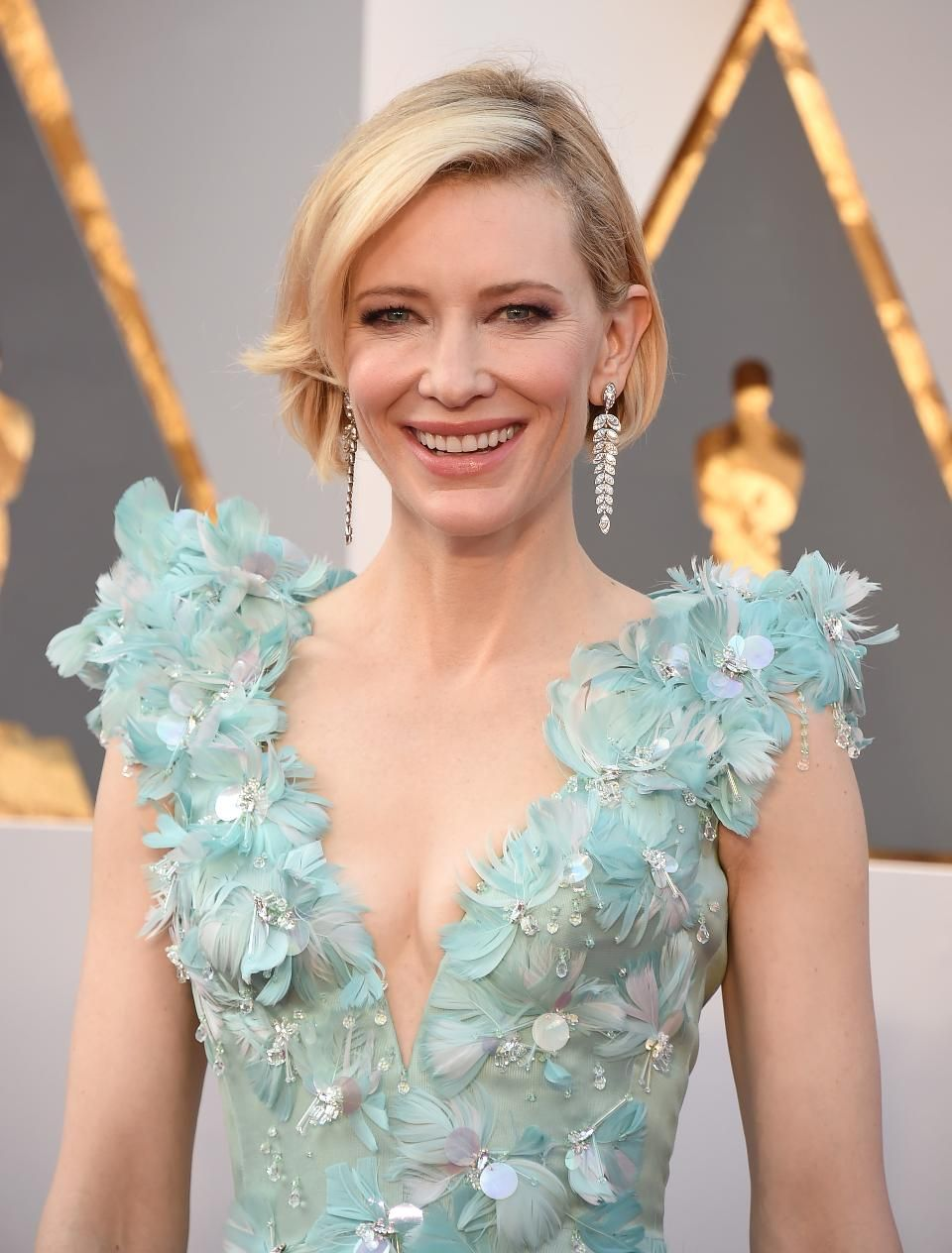 Oscars 2016 the best jewelry on the red carpet cate for Jewelry at the oscars 2016