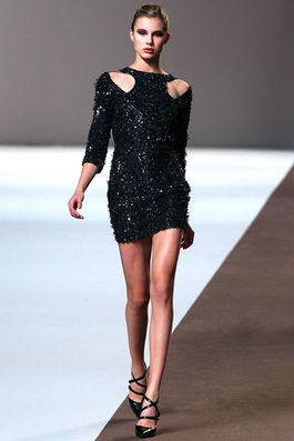 Elie Saab Fall 2010 Ready-to-Wear Fashion Show: Complete Collection - Style.com