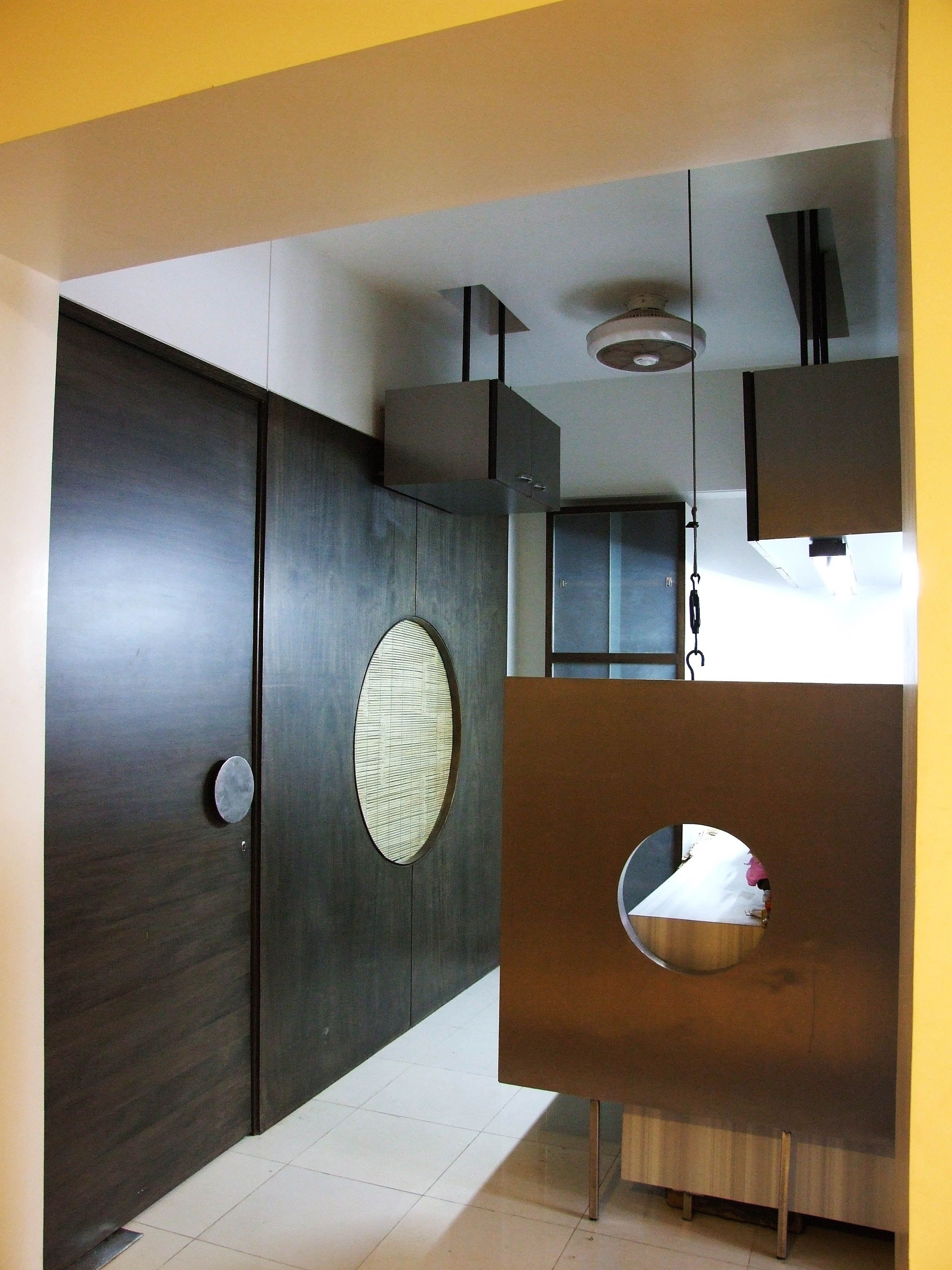 Interior Circle Cane Ahmedabad Project By Vhdesignsstudio