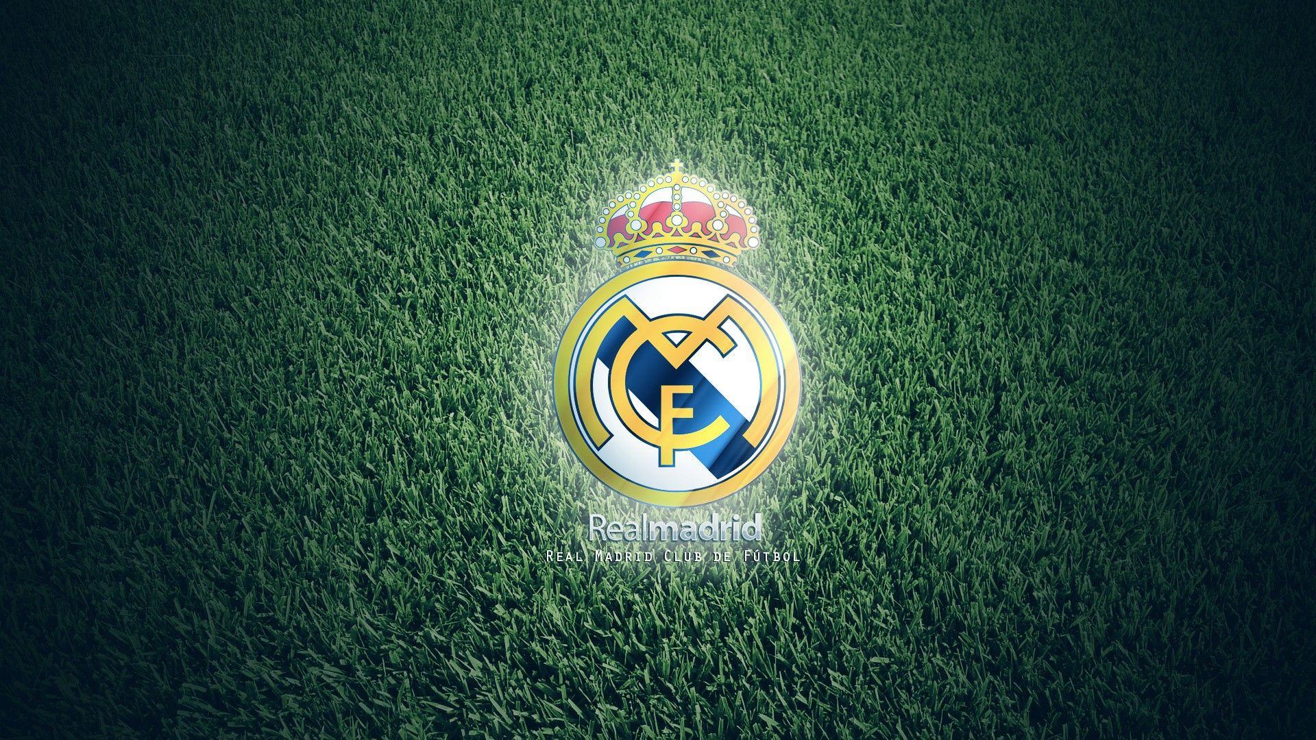 Real Madrid Logo 3d Wallpapers Hd Desktop Real Madrid Logo Wallpapers Real Madrid Wallpapers Real Madrid Logo