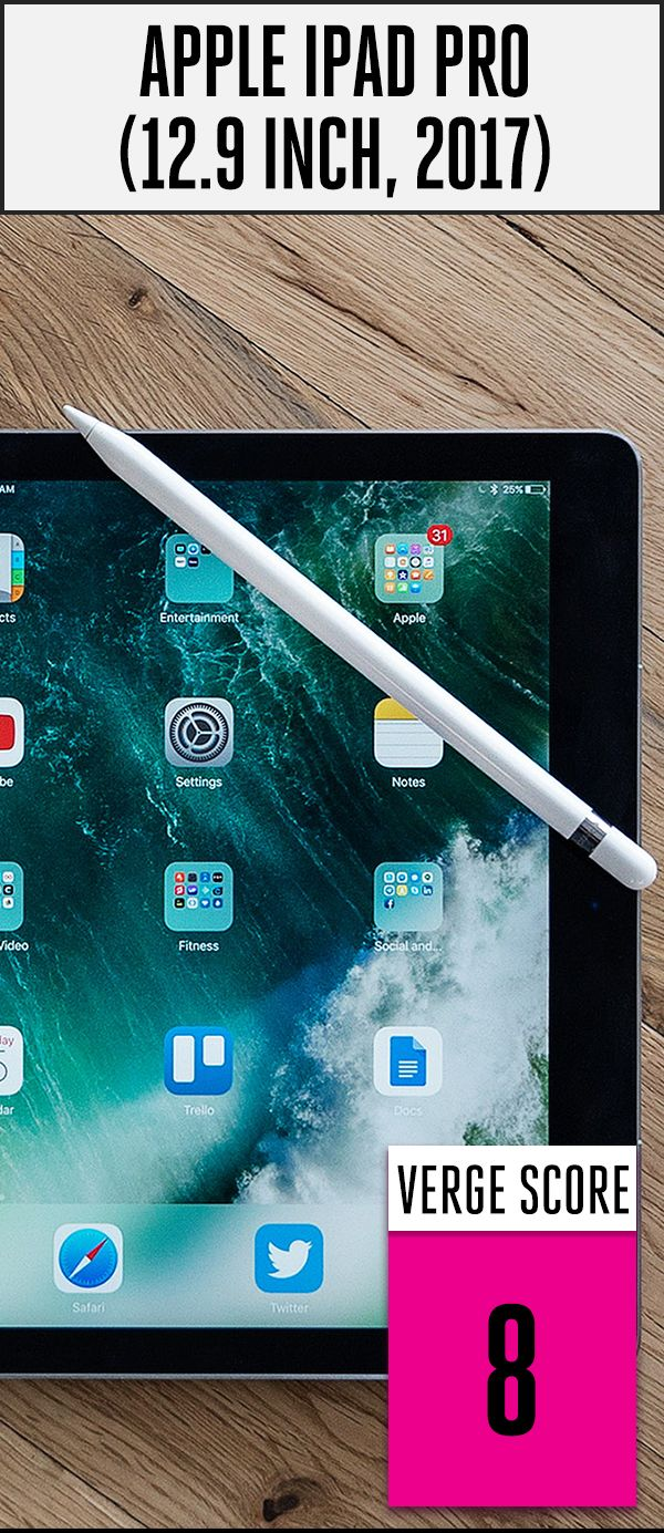 Apple's 12.9inch iPad Pro has an improved display, a