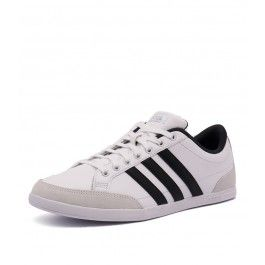 b3b54c48ac2 Adidas Neo Men s Caflaire White Grey Silver at styletread.com.au ...
