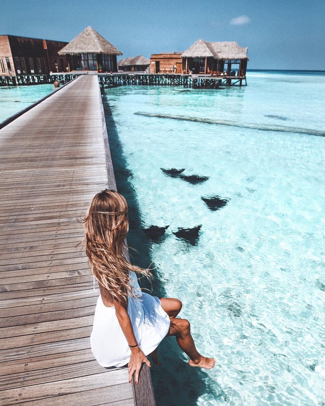 pinterest↠ erin madruga | S U M M E R | Pinterest | Maldives ...