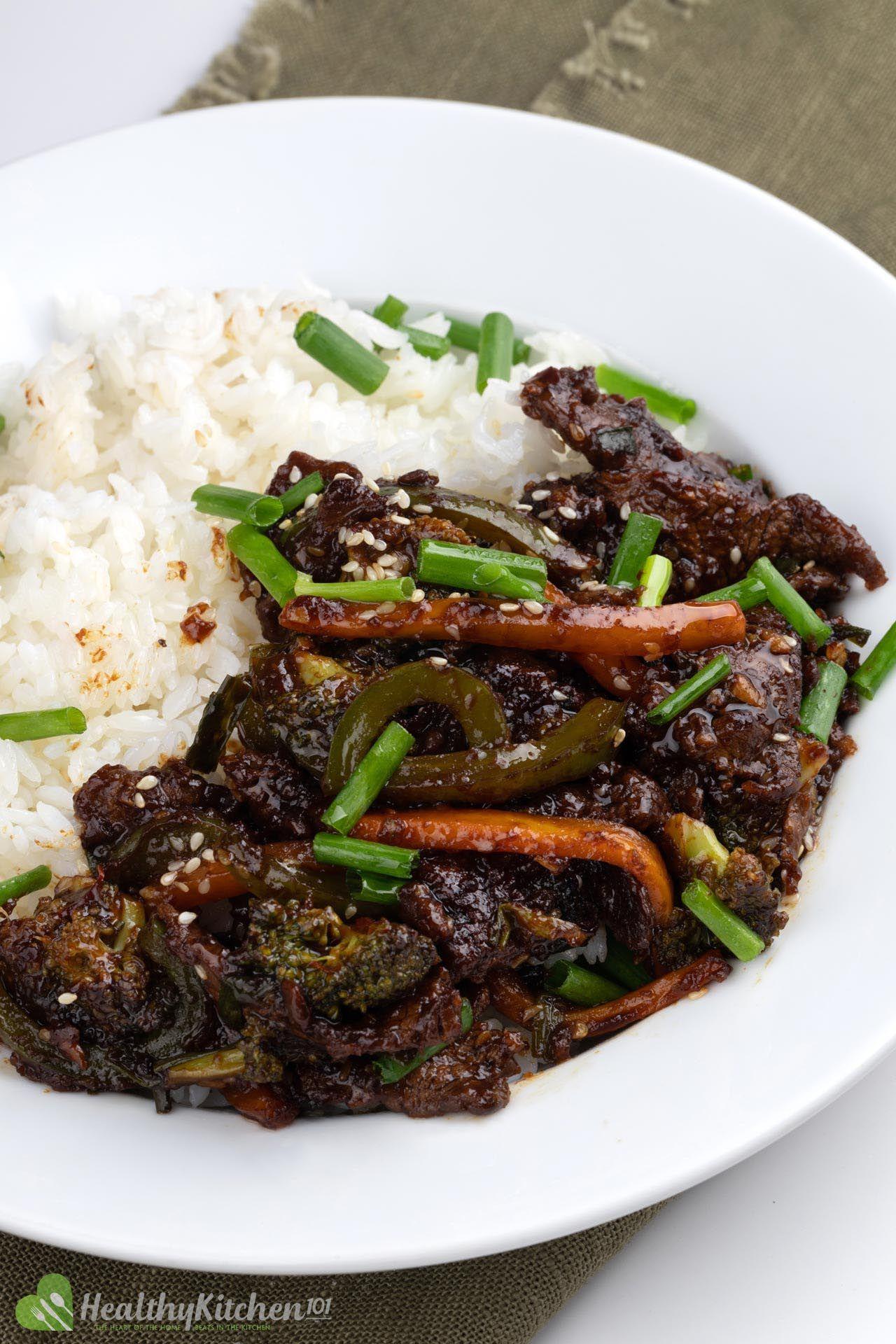 Mongolian Beef Recipe In 2021 Beef Recipes Mongolian Beef Recipes Recipes