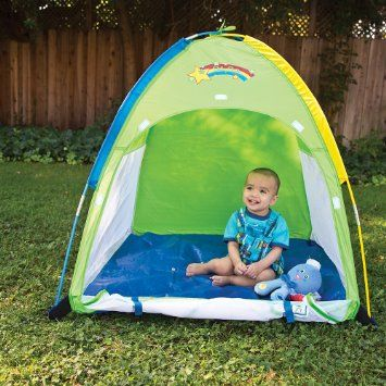 Pacific Play Tents Baby Suite Deluxe Nursery Tent with 1.5 and Pad Green Play  sc 1 st  Pinterest & Pacific Play Tents Baby Suite Deluxe Nursery Tent with 1.5 and Pad ...