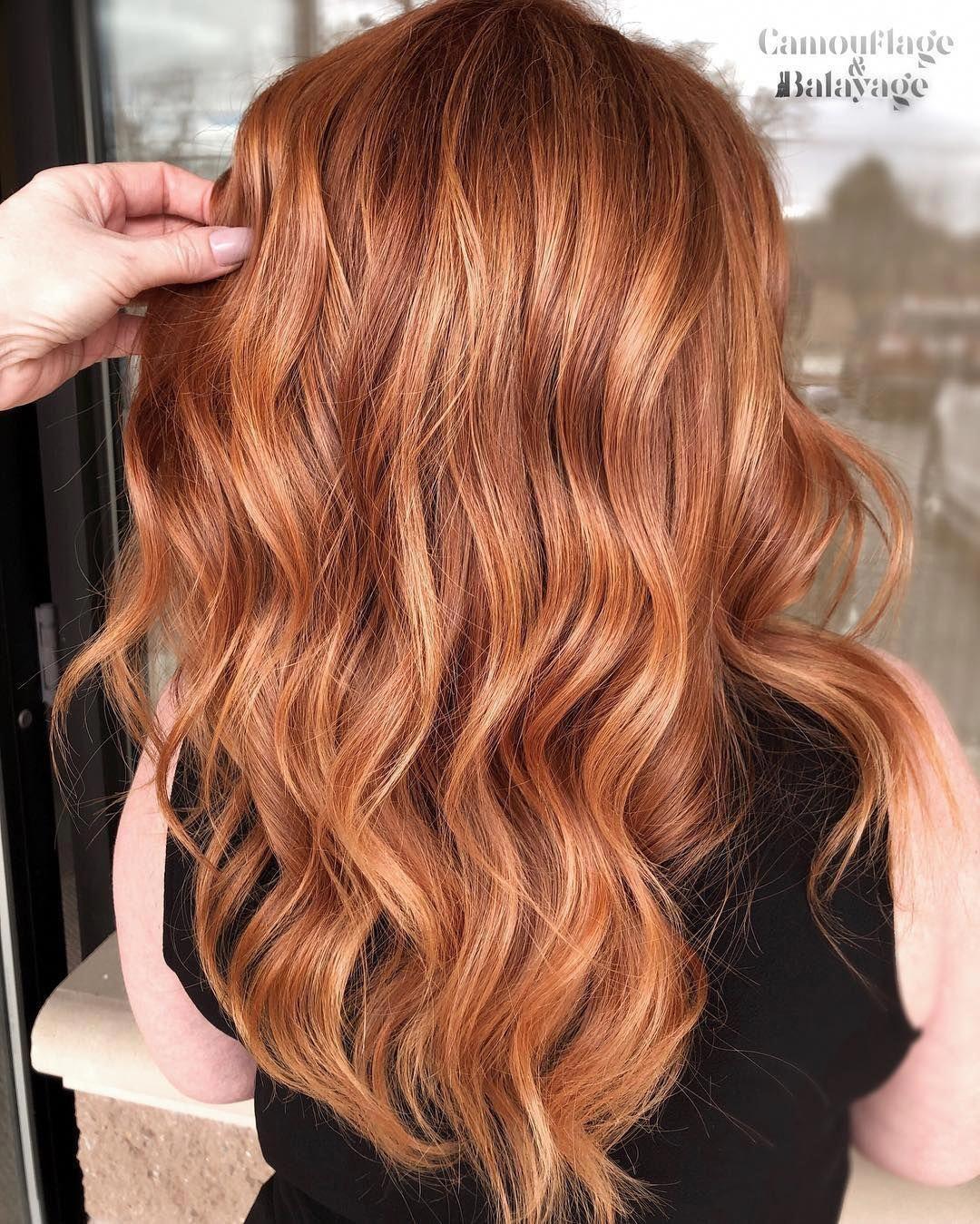 Strawberry Blond Undertone Red Blonde Hair Blonde Hair With