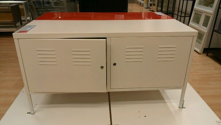 Attirant Console Table, Gym Locker Look, IKEA, $99