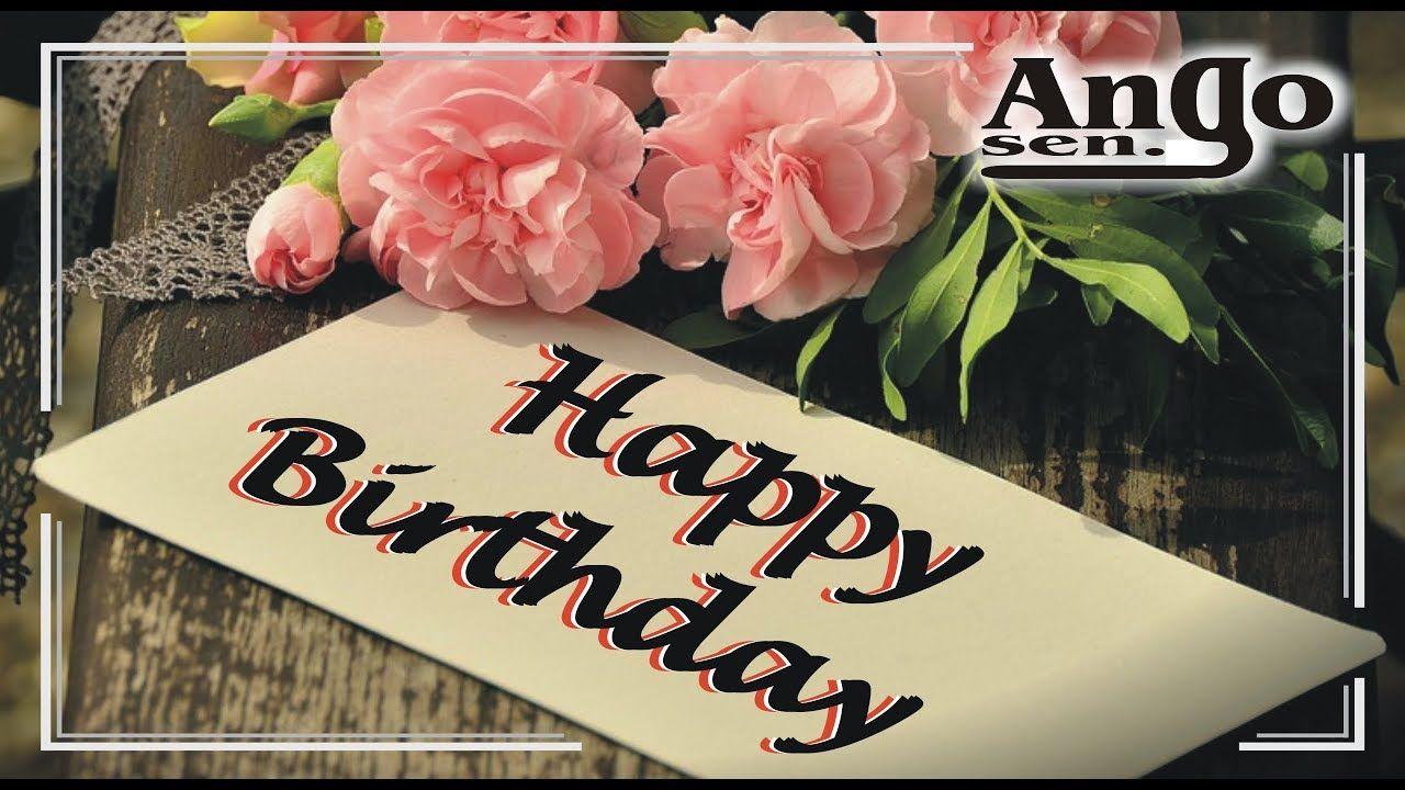 Herzliche Glückwunsch Zum Geburtstag