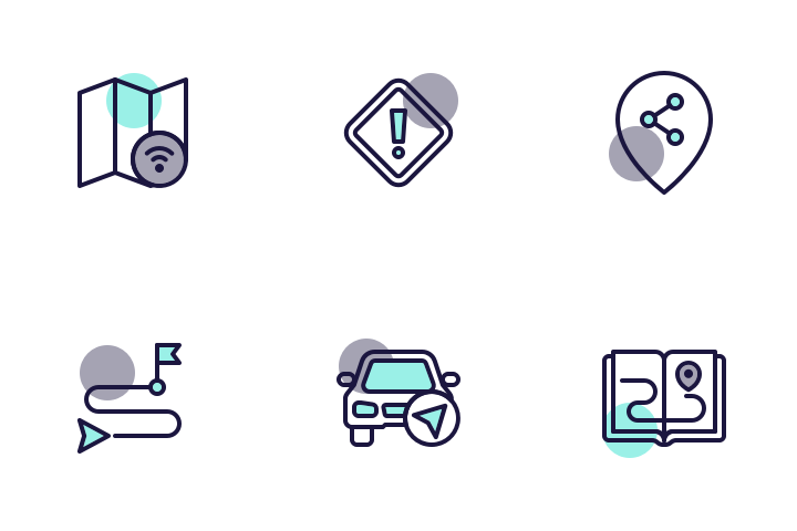 Navigation Icon Icons 100 Free Svg And Png Iconscout Navigation Icon Free Svg