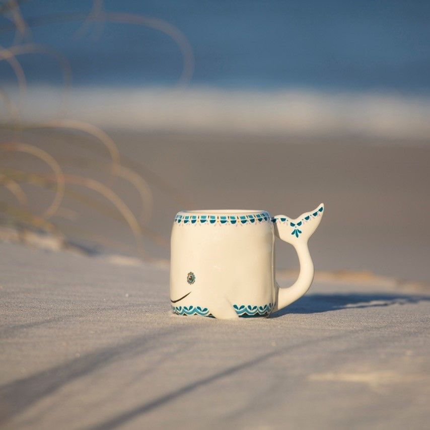 We 'whale' always love our coffee in cute mugs!'