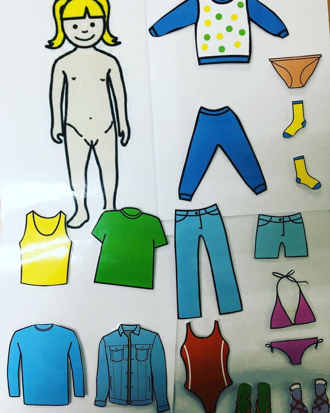 Hola Compis Os Acordáis De Los Juegos De Vestir Y Desvestir Muñecas Este Material Está Elaborado Para Un Caso Concret Logopeda Muñecas Instagram