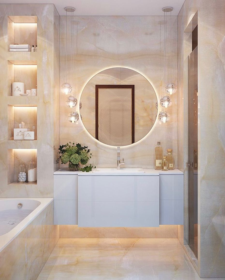 27 Best Bathroom Mirror Ideas For Every Style Modern Bathroom