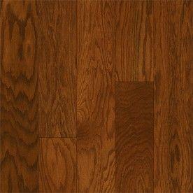 Style Selections 5 In Gunstock Oak Engineered Hardwood Flooring 22 Sq Ft Ess541 Oak Engineered Hardwood Hardwood Floors Engineered Hardwood