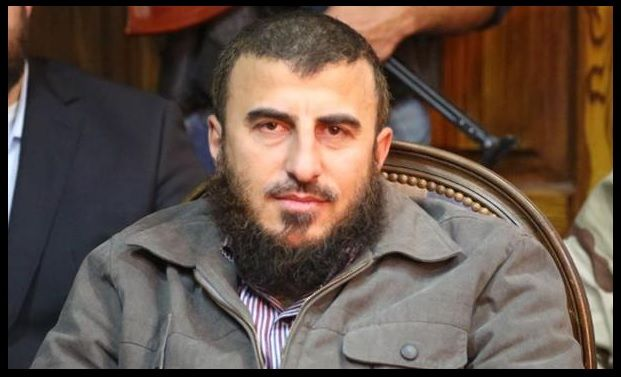 Palaestina Felix: Zahran Alloosh ucciso nel Ghouta Est da un raid ae...