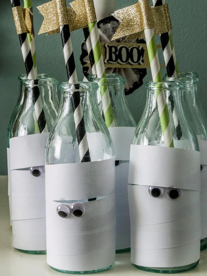 Party Inspirations: A Gliterry Halloween by Party Inspirations