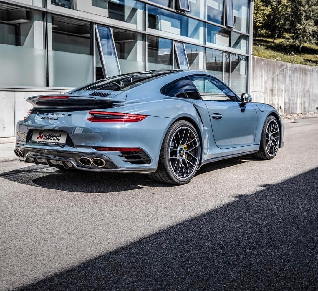 Akrapovic Exhaust System Porsche 991 Turbo S Contact Us With Any
