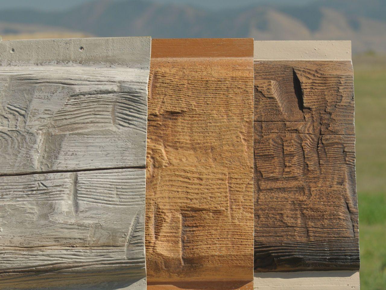 Everlog Concrete Log Siding Profiles And Colors Log Siding Log Cabin Siding Concrete Siding