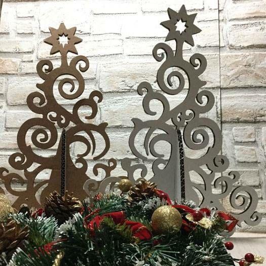 Tree art, Christmas decor, Christmas tree. Eco design, sustainable!