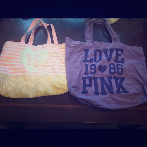 Bundle Victoria Secret bags  Victoria secret bags Victoria's Secret Bags Travel Bags