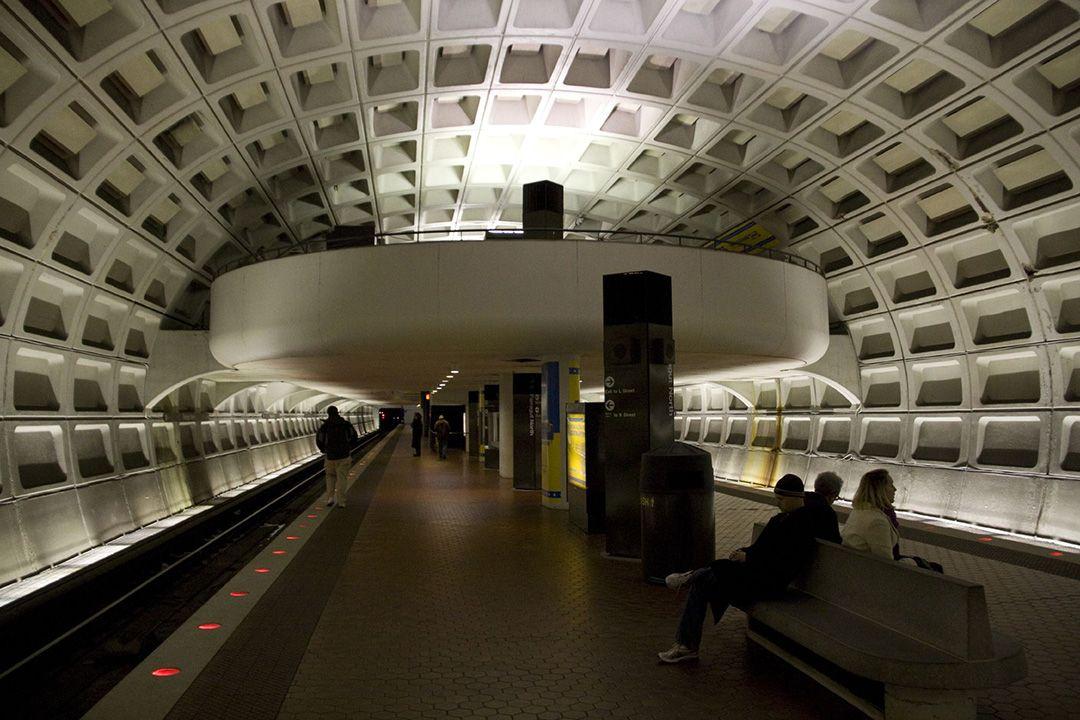 Iu0027ve always felt the DC metro stations