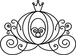 Cinderellas Carriage Coloring Pages