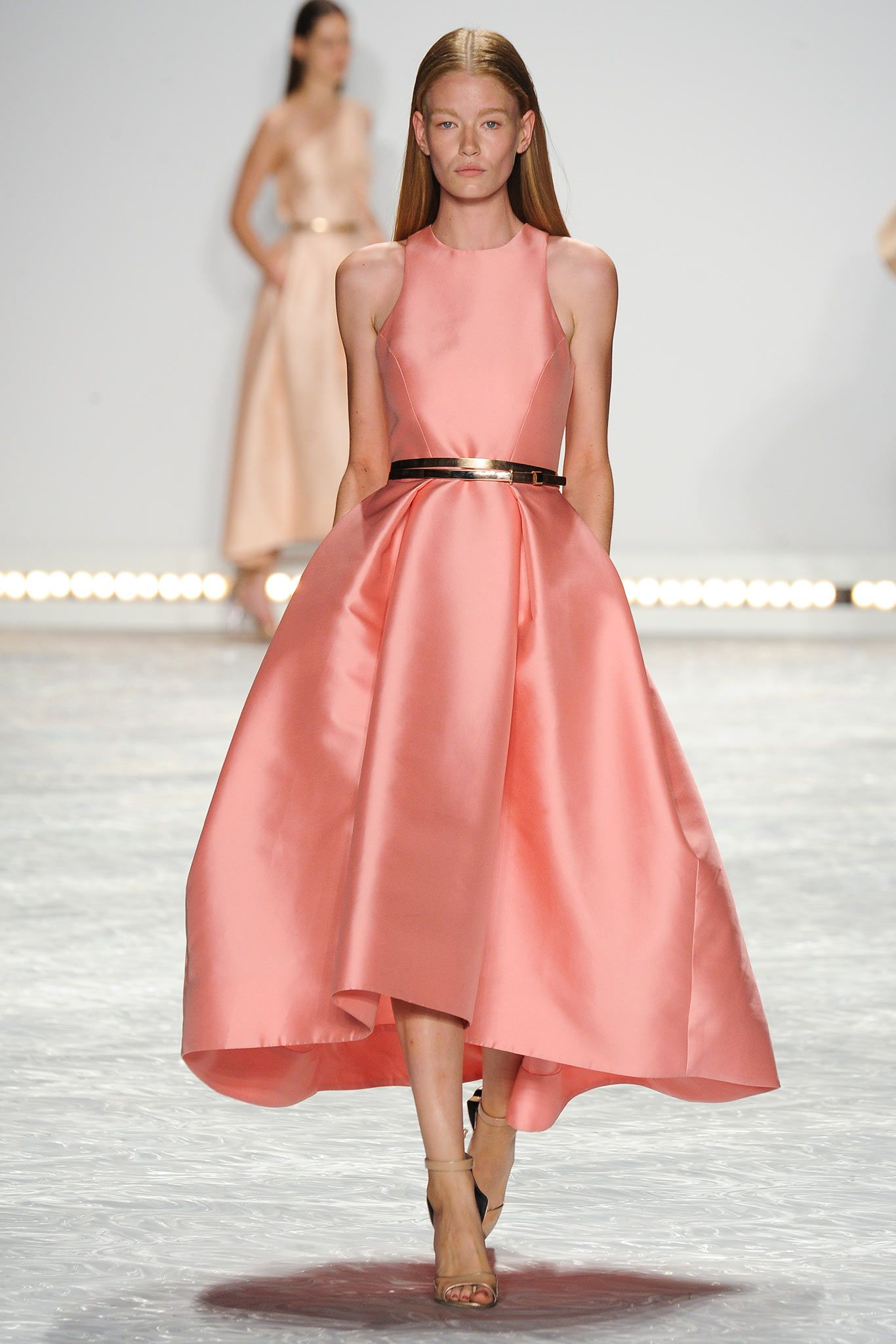 Monique Lhuillier Spring 2015 Ready-to-Wear - Collection - Gallery ...