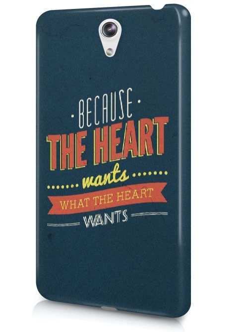 Charming Cute Funny Positive Motivation Quotes Case Cover Design For LeTV Phone
