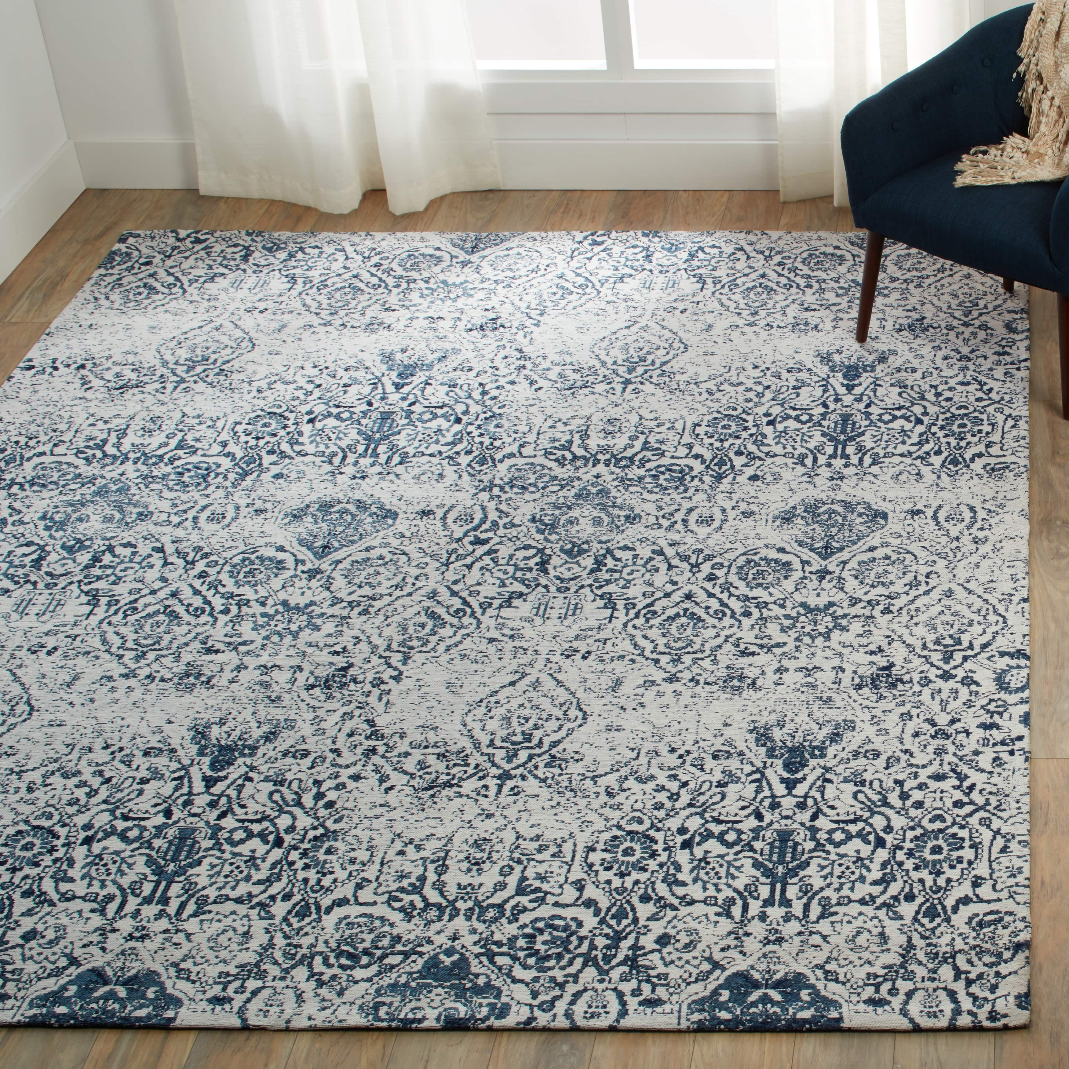 Nourison Damask Distressed Area Rug Cool Rugs Area Rugs For Sale Vintage Style Decorating