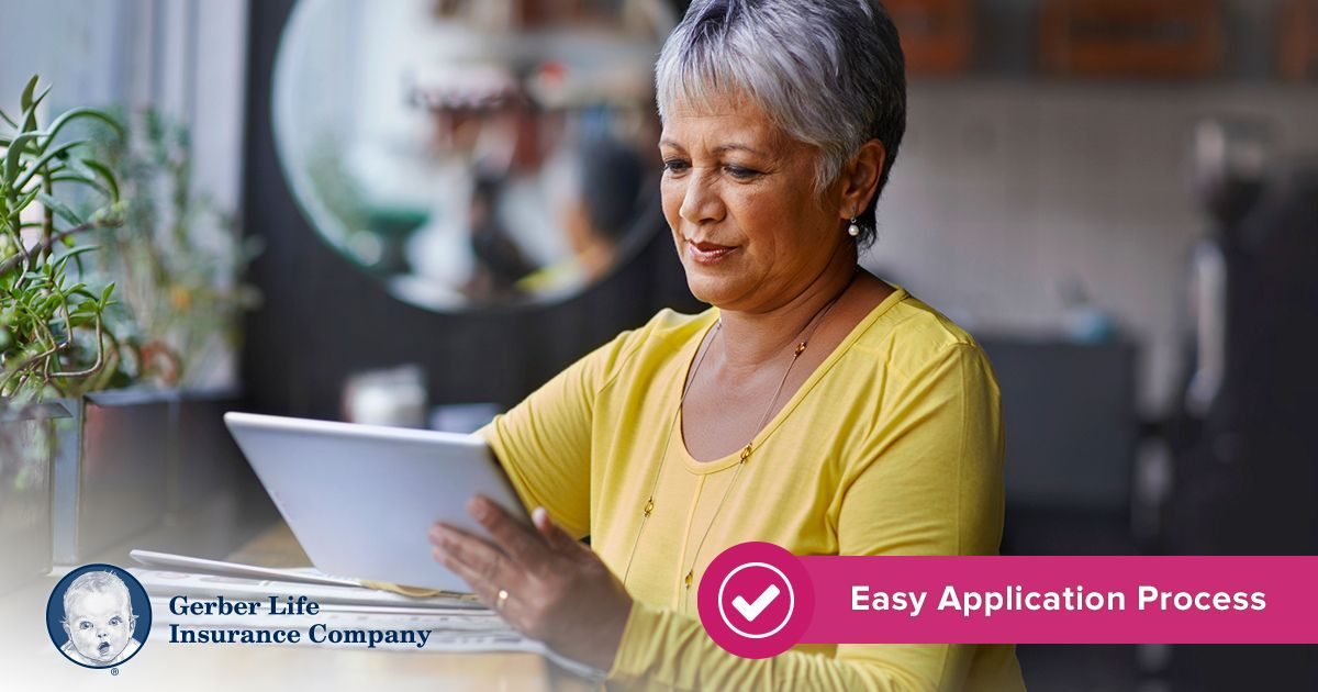 Applying online for guaranteed life insurance is simple