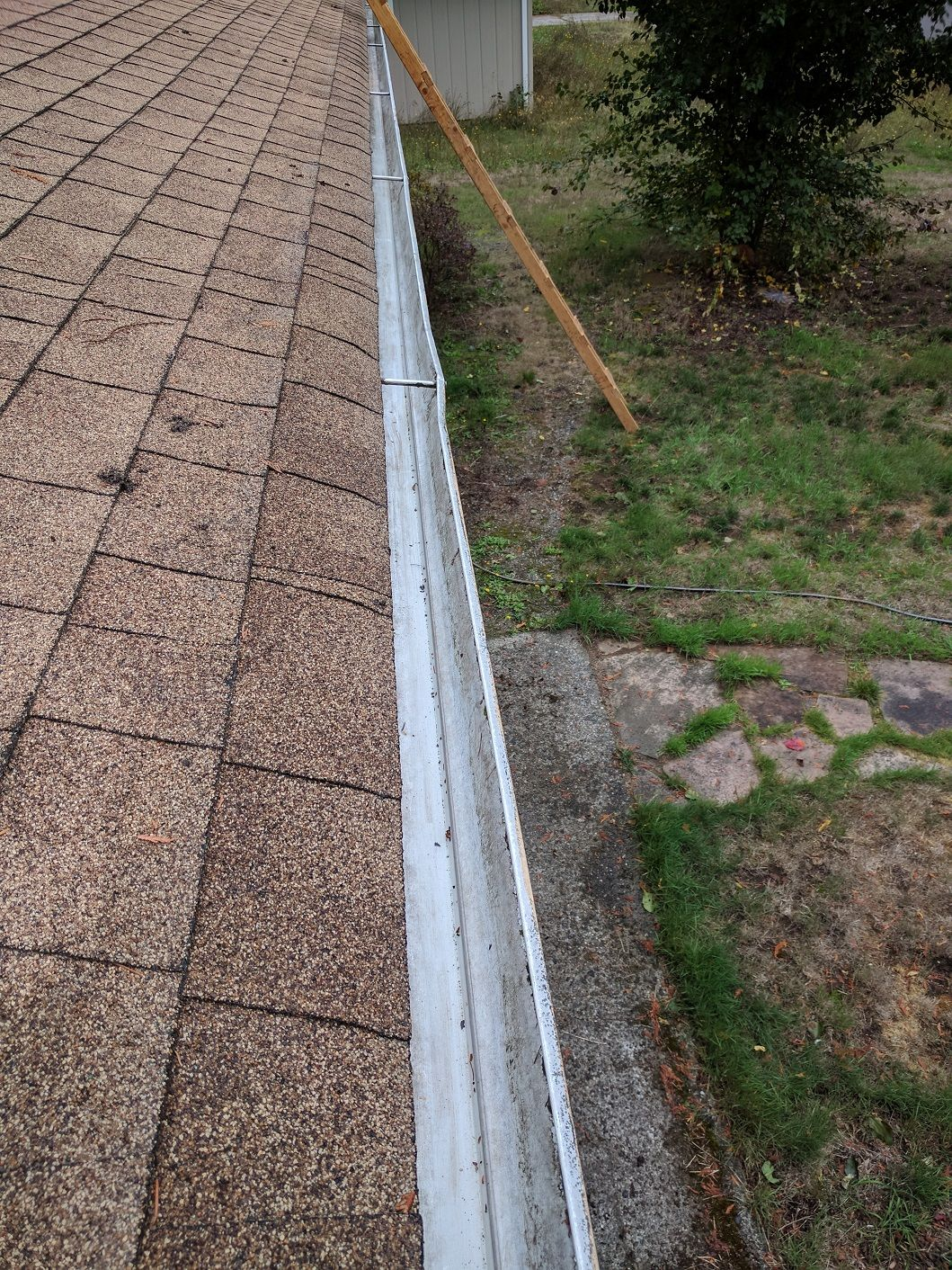 7 Diy Tips To Winterize Your Home For Cheap Gutter Guard Clogged Gutter Cleaning Gutters