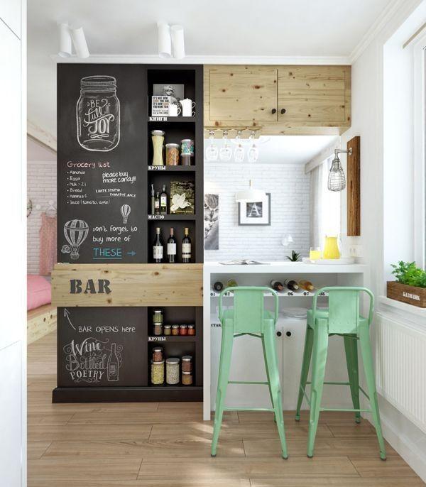 idee-cucina-piccola-sgabelli   arredo