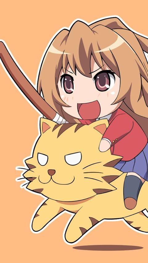 Pin By Kazuma On Anime Toradora Kawaii Anime Anime Characters