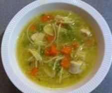 Chook soup - Thermomix