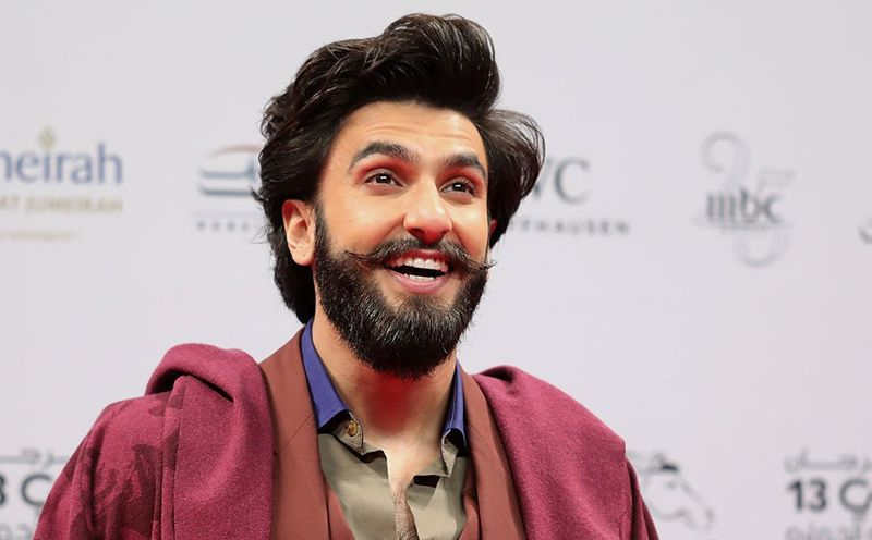 Ranveer delivers 800 crore in 12 months at the box office!