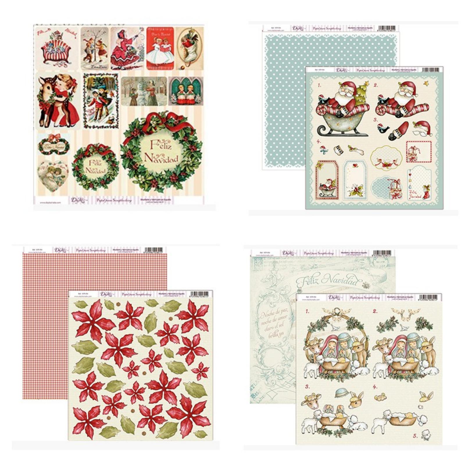 Como decorar bolas de navidad con papel de scrapbooking - Como decorar bolas de navidad ...